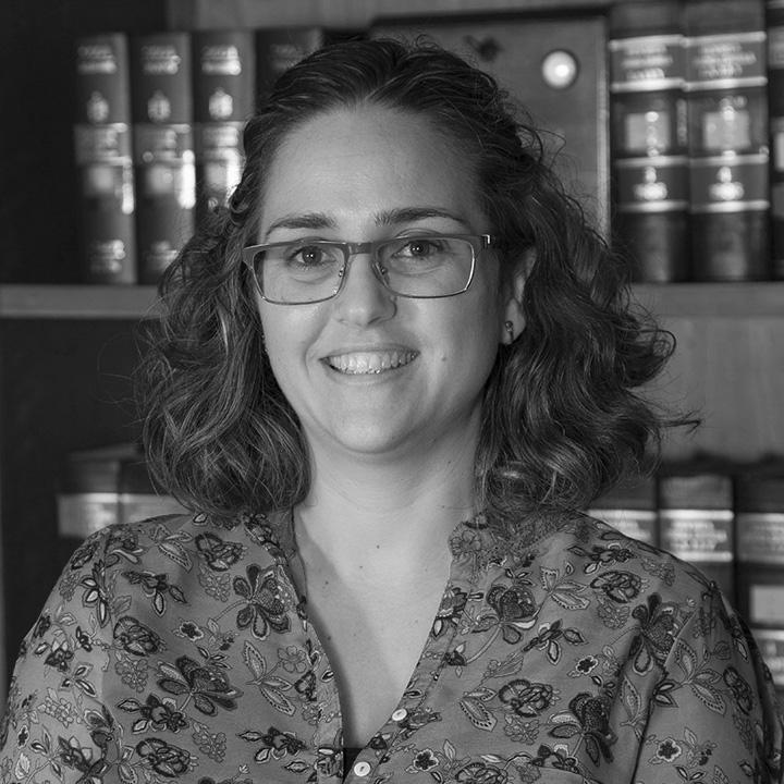 María José Marco es relaciones laboras en el despacho de abogados en Elche Sempere Jaén