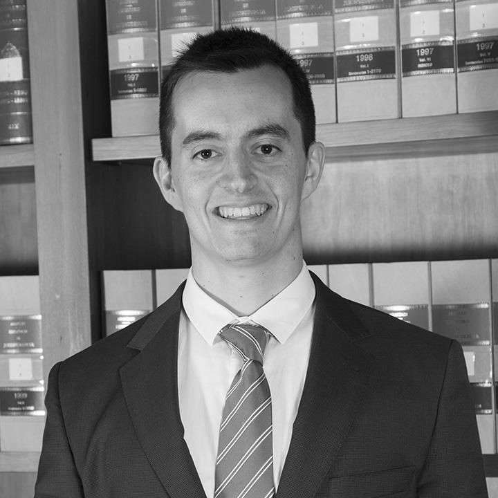 Joaquín Casanova Cuenca es economista en el despacho de abogados Sempere Jaén