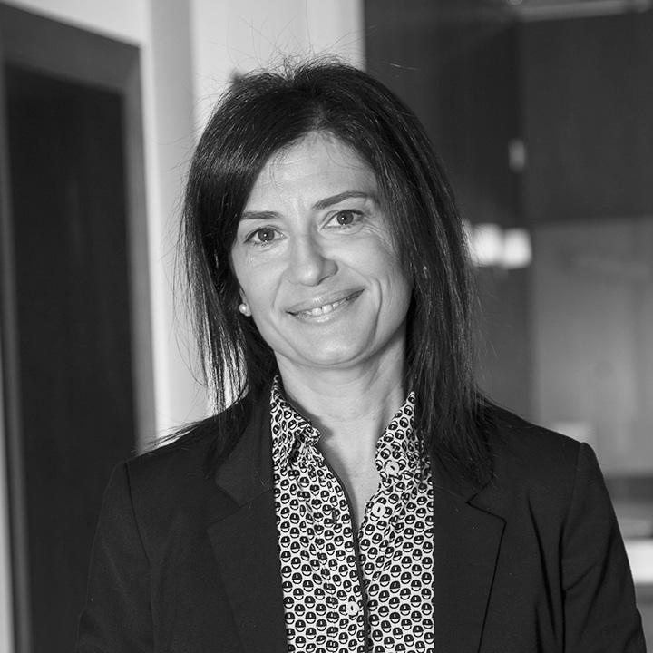Agueda Gonzálvez es secretaria en el despacho de abogados Sempere Jaén en Elche