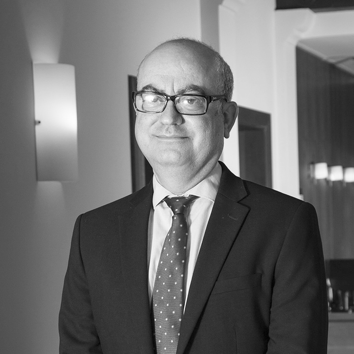 José Antonio Gonzálvez es secretario en el despacho de abogados en Elche Sempere Jaén