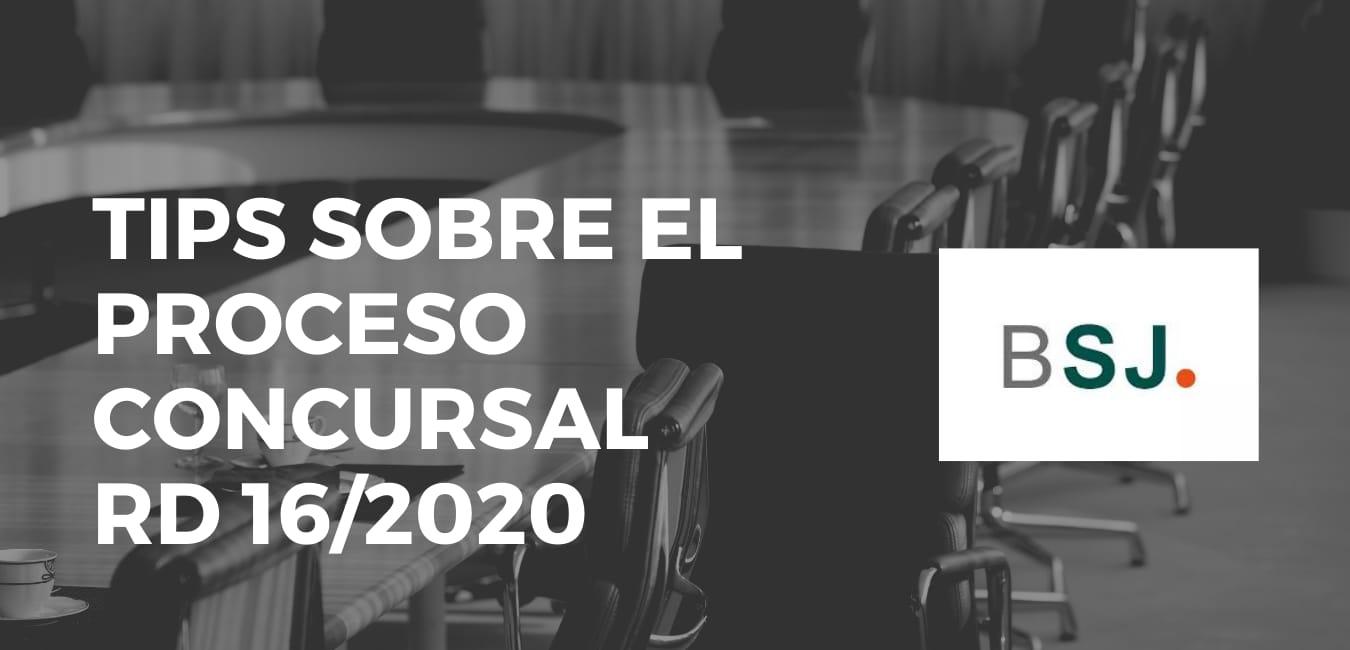 La nueva regulación del proceso concursal, según Bufete Sempere Jaén