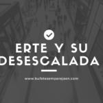 Bufete Semoere Jaén te explica la desescalada para el ERTE en Empresas