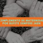 Bufete Sempere Jaén te explica el complemento de maternidad para hombres