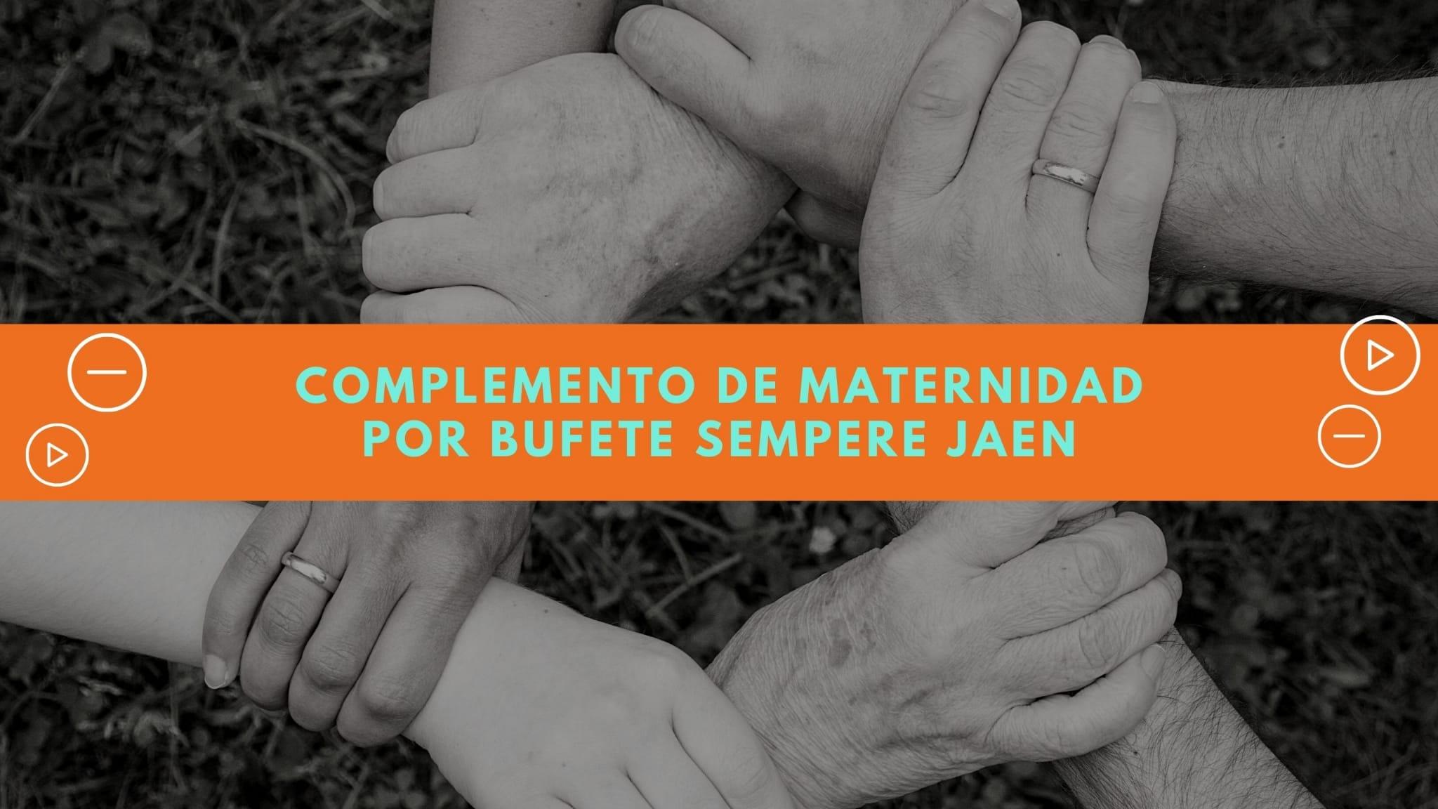 ¿Puede un hombre cobrar el complemento de maternidad en su pensión?